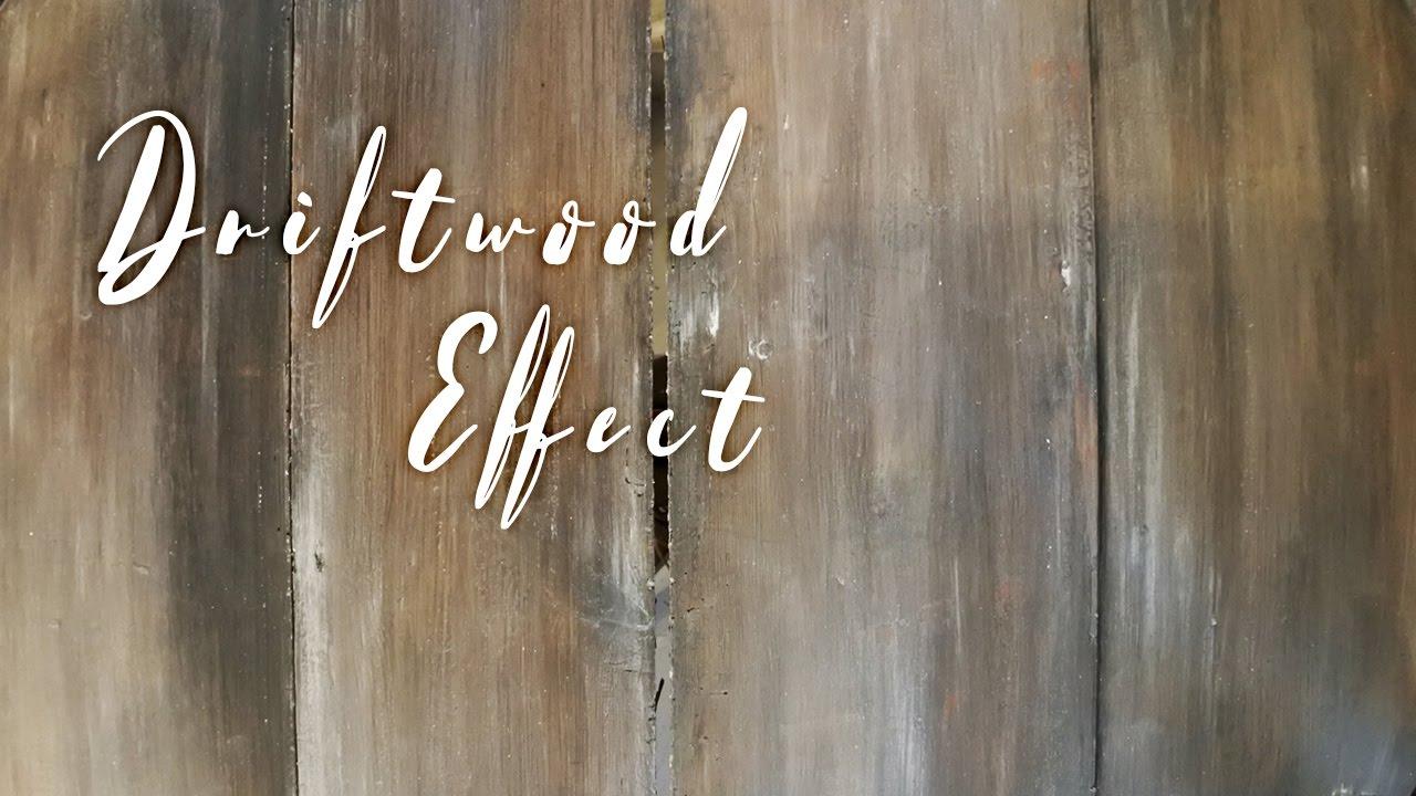 Drift Wood Effect Annie Sloan S Chalk Paint Drivveds