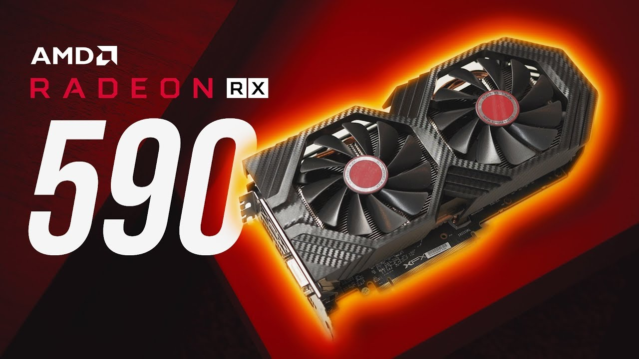 Radeon RX 590 Review - AMD Strikes BACK    Sort Of