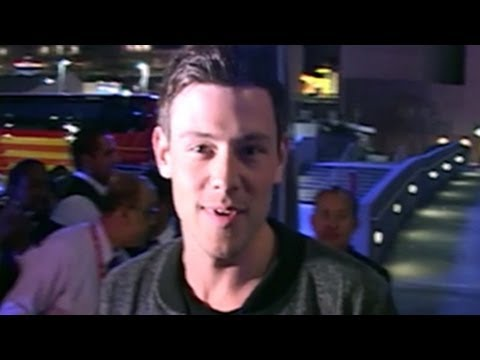 Last Video of Cory Monteith before his Death