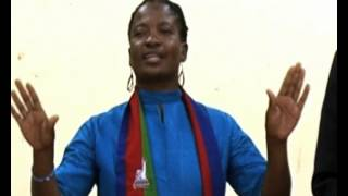 Ottilia Shinduvi elected Swapo Regional Coordinator for Kavango East - NBC