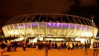 ZET330 Турникет на НСК Олимпийский Entrance to the Olympic Stadium Kiev(ВНИМАНИЕ! Местами нецензурная брань! 18 марта 2012 года. 15-ти минутный прорыв через турникет на стадион на матч..., 2012-03-20T16:15:46.000Z)