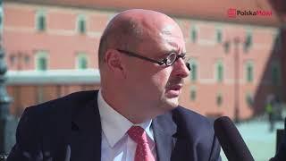 Dr Krystyna Krzekotowska i mec. Stefan Hambura o Polsko-Niemieckim Kongresie Prawniczym