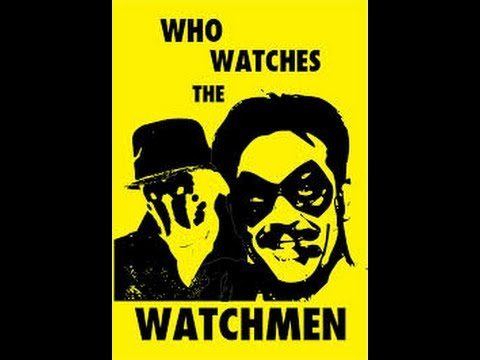 Dan Schneider Video Interview #6- On Watchmen (And Graphic N