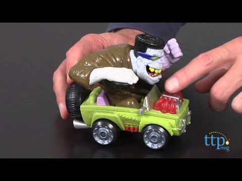 Fast Lane Monster 500 Flattop Frank from Toys R Us