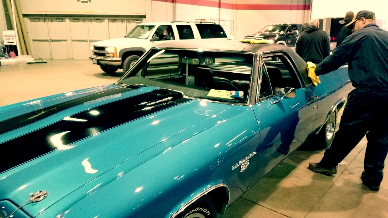2018 Muscle Car Corvette Nationals Mcacn Move In Day Youtube
