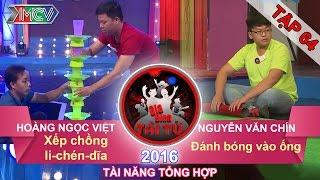 xep chong li - chen - dia  danh bong vao ong  gia dinh tai tu  tap 64  11122016