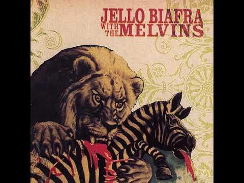 Jello Biafra w/ The Melvins - Caped Crusader [HQ]