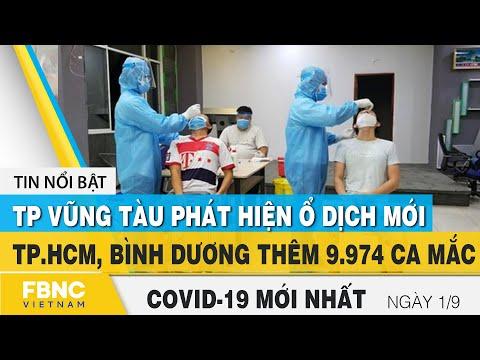 Tin tức Covid-19 mới nhất hôm nay 1/9 | Dich Virus Corona Việt Nam hôm nay | FBNC