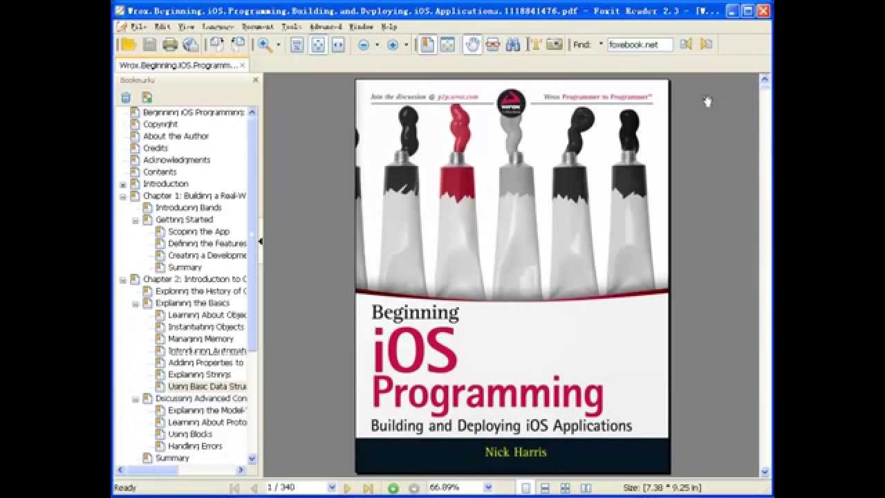 Beginning ios programming pdf free download youtube beginning ios programming pdf free download fox ebook fandeluxe Choice Image