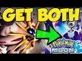 How To Get BOTH Legendary Pokemon In Pokemon Sun & Moon - Pokemon Sun & Moon Cosmog Location Guide