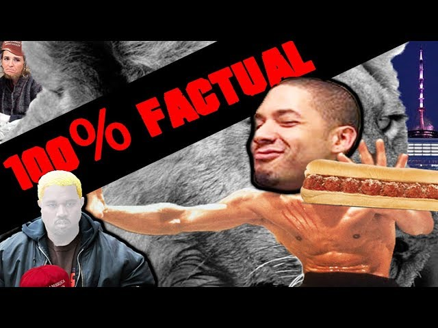 The 100% Factual Re-Creation Of The Jussie Smollett Hate Crime (That He Committed)