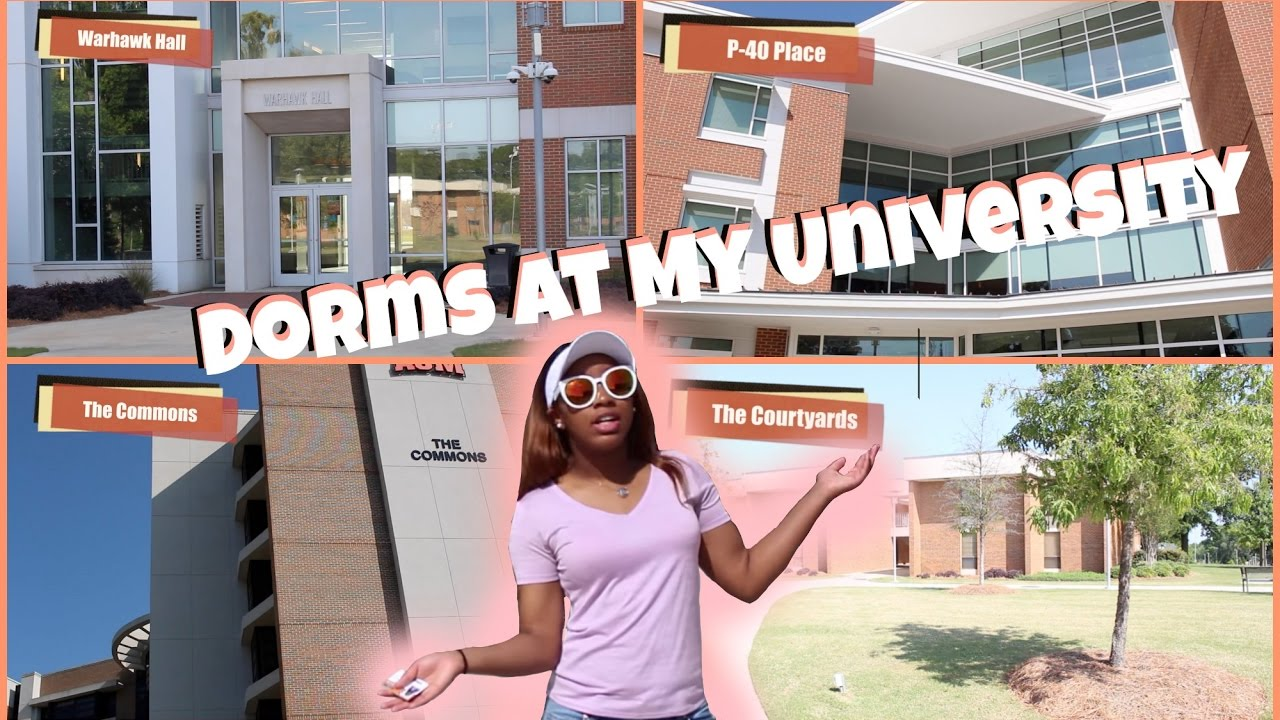 Dorms at My University (AUM) | Residence Halls at Auburn Montgomery