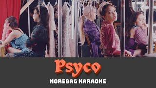 Red Velvet Psycho Lyrics (레드벨벳 사이코) Color Coded Lyrics, ROM,…