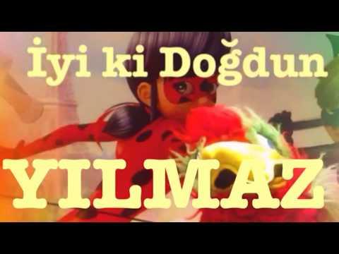 İyi ki Doğdun YILMAZ :)  Komik Doğum günü Mesajı 1. VERSİYON ,DOĞUMGÜNÜ VİDEOSU Made in Turkey :) 🎂