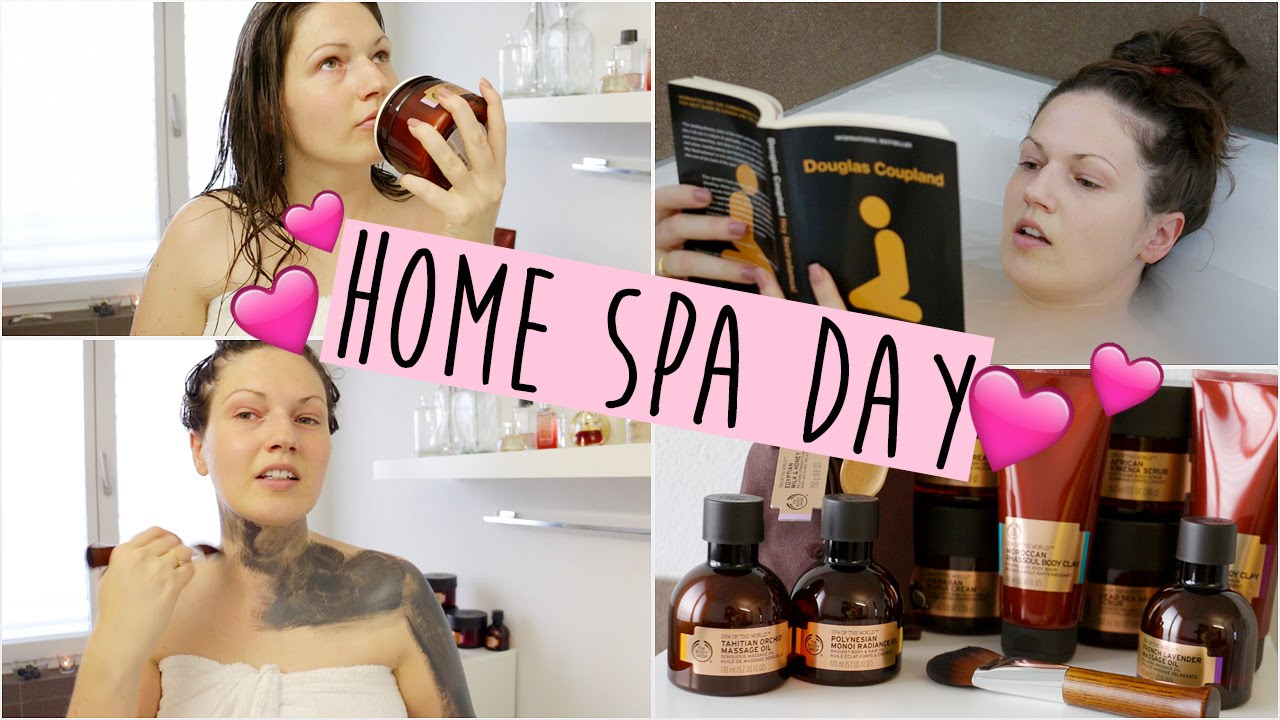 Home spa day diy favorite products youtube - Home salon ollioules ...