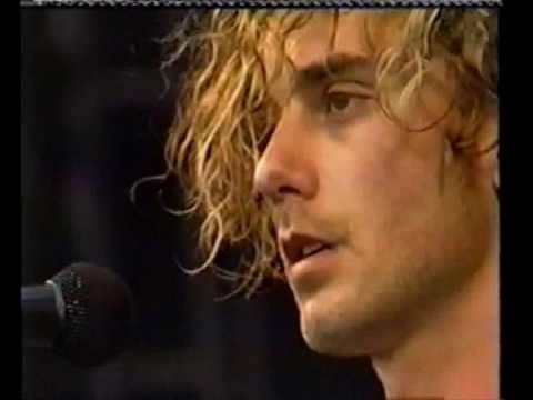 Bush  Glycerine  at Pinkpop 1996