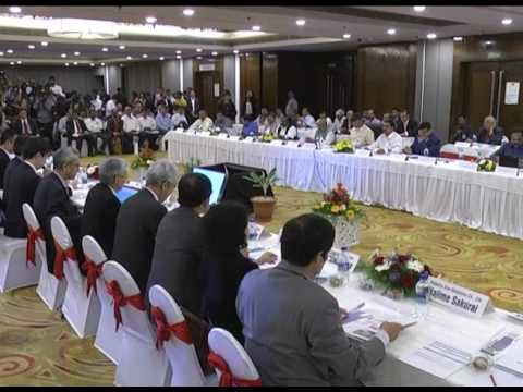 AP JAPAN PUBLIC PRIVATE JOINT CONFERENCE BY AP CM & JAPANESE DELEGATION AT HOTEL GATEWAY ON 12072017