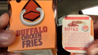 Burger King Buffalo Chicken Fries