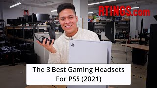 The 3 Best Gaming Headsets For PS5 2021