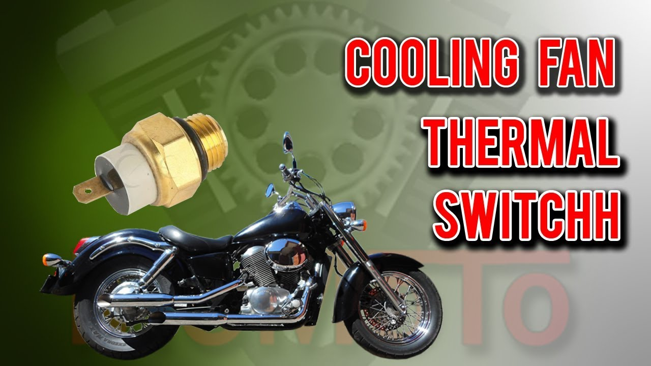 hight resolution of thermal switch for honda shadow