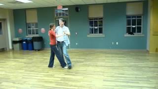 Texas 2-Step Beginner Class June 2012