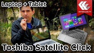 Toshiba Satellite Click, lo mejor de los dos mundos en un sólo dispositivo