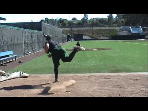 Chris Apecechea RHP (University of Hawaii-College of San Mateo)