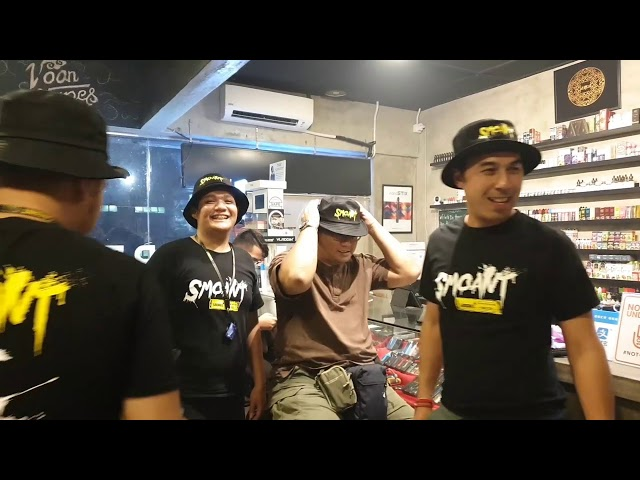 SMOANT with Cloud Beast Vape Party @ SS15