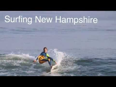 Surfing New Hampshire