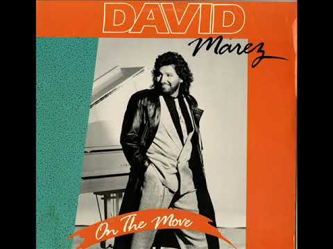 David Marez - Album On The Move