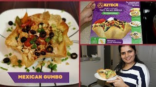 Finally I made it - Indian Dinner Routine || Mexican Gumbo recipe || Sunny Day