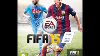 FIFA 15 gameplay ITA Full HD commentary Ignite