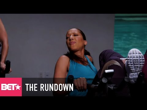 Spin Class With No Class | The Rundown With Robin Thede
