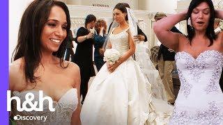 Os 5 melhores vestidos de noiva | O Vestido Ideal | Discovery H&H