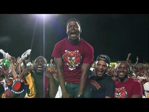 2017 College Football: Tuskegee vs Alabama State