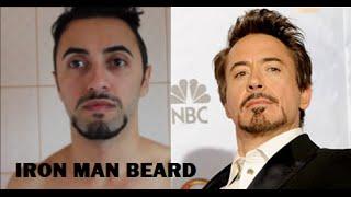 Iron Man Beard