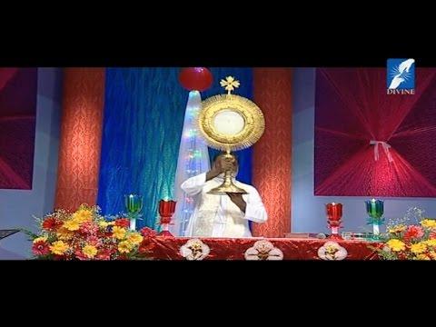 Eucharistic Adoration - Fr Mathew Naickomparambil VC