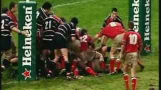 George Hook - Munster Rugby & The Miracle Match
