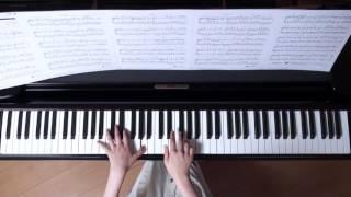 使用楽譜;ぷりんと楽譜・上級、 ピアノアレンジ;川口 晴子、 2016年6...
