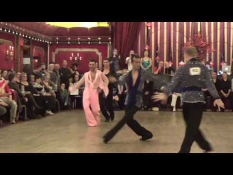Pink JukeBox 2017 Same-sex ballroom dancing competition