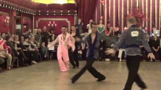 Pink JukeBox 2017 Same-sex ballroom dancing competition
