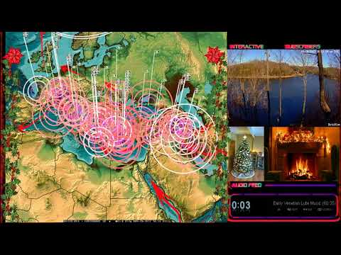 "11/28/2017 -- Worldwide Deep Earthquake ""Event"" taking place -- Major unrest coming"