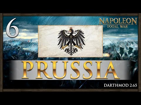 FIRST BLOOD AGAINST THE FRENCH! Napoleon Total War: Darthmod - Prussia Campaign #6