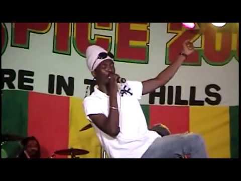 All Spice 2k7 - Richie Capleton Sizzla  Queen Ifrica I-Wayne Anthony B  Etana