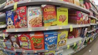 New York Vlog Day 3  US Pharmacy, Supermarket & Bodega