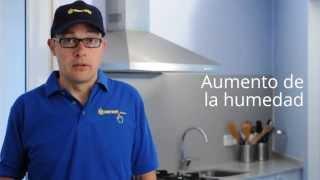 Soluciones a la humedad por condensación