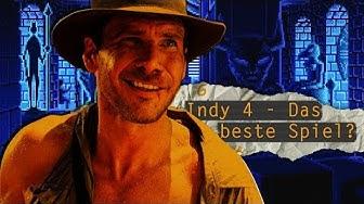 Das beste Indy-Spiel aller Zeiten?   Indiana Jones and the Fate of Atlantis