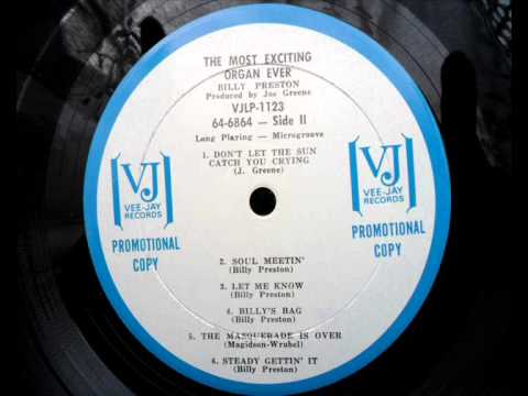 Billy preston - Let me know