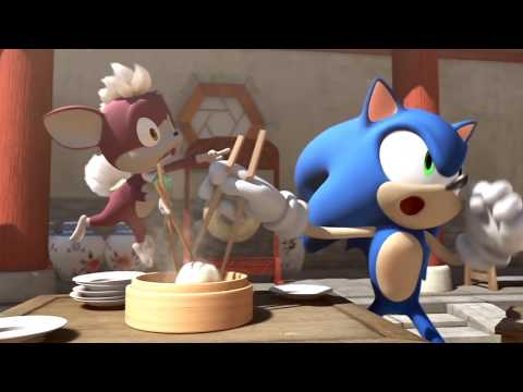 Sonic Unleashed  - All Special Videos (HD)