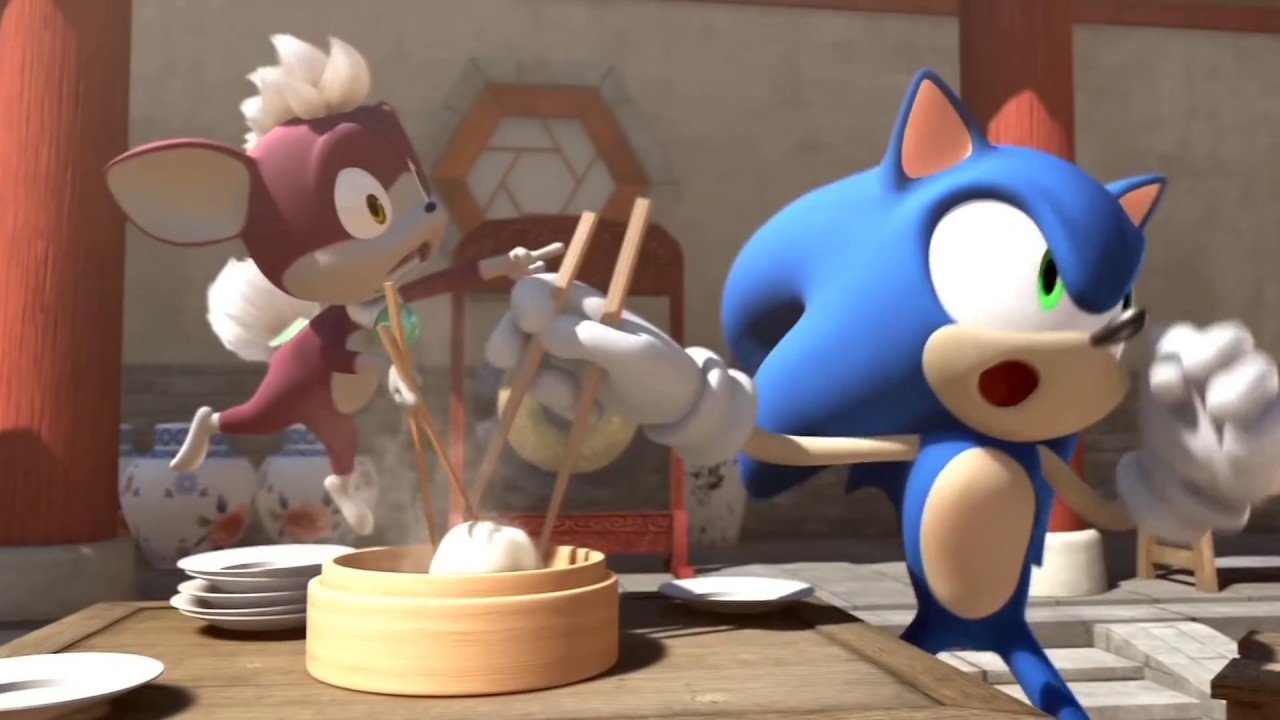 Sonic Unleashed  Special Videos (FULL HD)